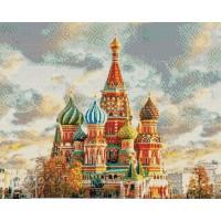 Храм Василия Блаженного - диамантен гоблен 45022