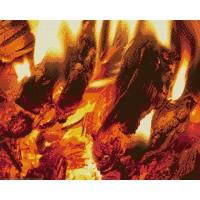 Огън- диамантен гоблен 45027