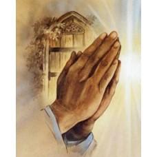 Молитва - диамантен гоблен 45096