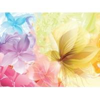 FL 34006 Диамантен гоблен- Цветя