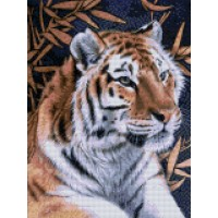 34045 Диамантен гоблен - Тигърът
