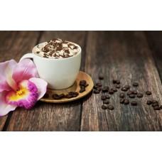 Картина по номера - Цвете и кафе ZG-0302