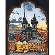 Картина по номера - Прага ZG-0373
