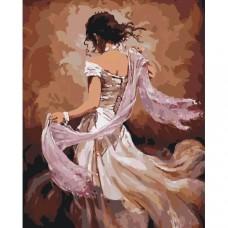 Картина по номера - Фламенко  ZG-0398