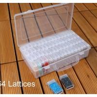Кутия за съхранение на мъниста за гоблен № 6