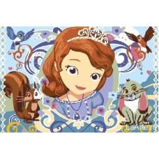 Рисуване по номера -Принцесата