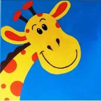 22008 Диамантен гоблен Жираф