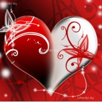 Сърце -Диамантен гоблен 22018