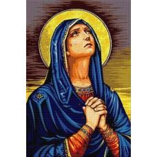 23021 ДИАМАНТЕНИ ГОБЛЕНИ- Молитва