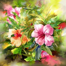 Картина по номера - Цветя GX 21906