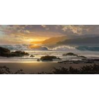PZ 0009 Диамантен гоблен- Вечерно море