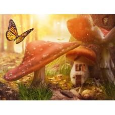 34115 Диамантен гоблен - Приказен свят