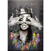 Кралица- диамантен гоблен LD 304086