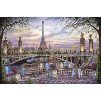 Комплект за рисуване по номера. ПАРИЖ – GX 3982