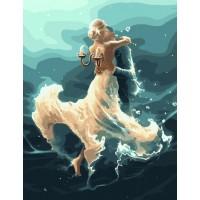 Комплект за рисуване по номера. Морско танго – GX 22352