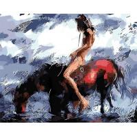 КАРТИНИ ПО НОМЕРА-   На водопой GX 6847