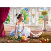 Малка балерина- КАРТИНИ ПО НОМЕРА GX 34411