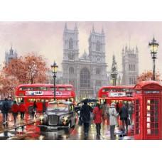 Комплект за рисуване по номера. Лондон – GХ 8088