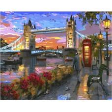 Комплект за рисуване по номера. Лондон – GX 33314