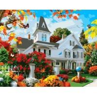 Мечтаната къща- КАРТИНИ ПО НОМЕРА - GX 33928