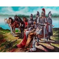 Войници- Диамантен гоблен LD 655001