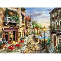 Кафе - Диамантен гоблен PZ 405079