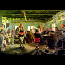 Комплект за рисуване по номера. Иван Мърквичка ръченица – GX 35520