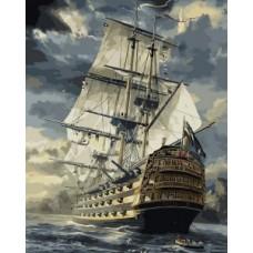 Величественият кораб GX 6923