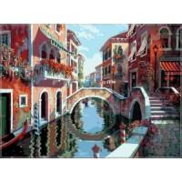 Венеция - комплект за рисуване по номера  GX7411