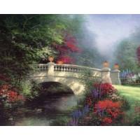 Мостът на река