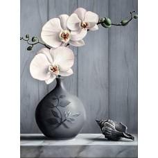 Орхидея  - Диамантен гоблен  FL 304052
