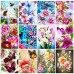 FL 304044 Пеперуди и цветя - Диамантен гоблен
