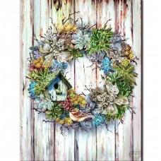 Шарени цветя - диамантен гоблен FL 304093