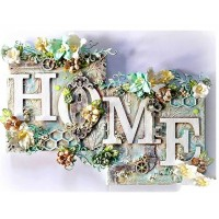 HOME - диамантен гоблен FL 304094