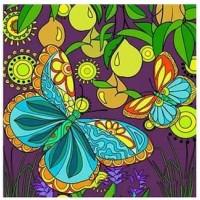 Пеперудки - Диамантен гоблен  FL 303036