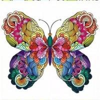 Пеперудки - Диамантен гоблен  FL 303037