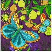 Пеперудки - Диамантен гоблен  FL 303038