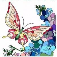 Пеперудки - Диамантен гоблен  FL 303039
