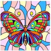 Пеперудки - Диамантен гоблен  FL 303040