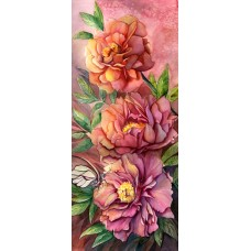 Диамантен гоблен - Красиви цветя