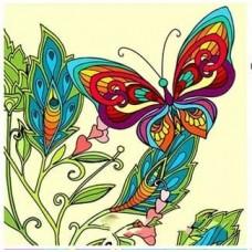 Пеперудки - Диамантен гоблен  FL 303035