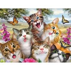 GI 304023 ДИАМАНТЕНИ ГОБЛЕНИ- най сладки котета