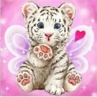 GI 303042  Диамантен гоблен - Мили котенца