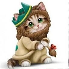 GI 303043  Диамантен гоблен - Мили котенца