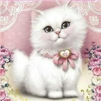 GI 303045  Диамантен гоблен - Мили котенца