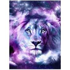 GI 304070  Диамантен гоблен -Лъв