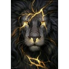 GI 304032 ДИАМАНТЕНИ ГОБЛЕНИ-Царят лъв