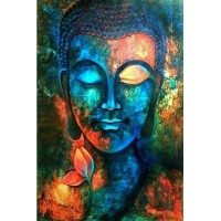 Будда- диамантен гоблен LD 304061