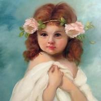 LD 303039 ДИАМАНТЕНИ ГОБЛЕНИ- малка чаровница
