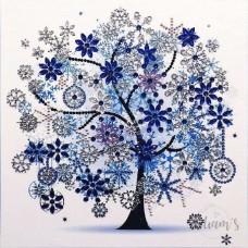 PZ 303049 Диамантен гоблен - Малко дърво
